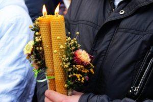 Стрітенські свічки потужний обepіг, який повинен бути в кожному домі