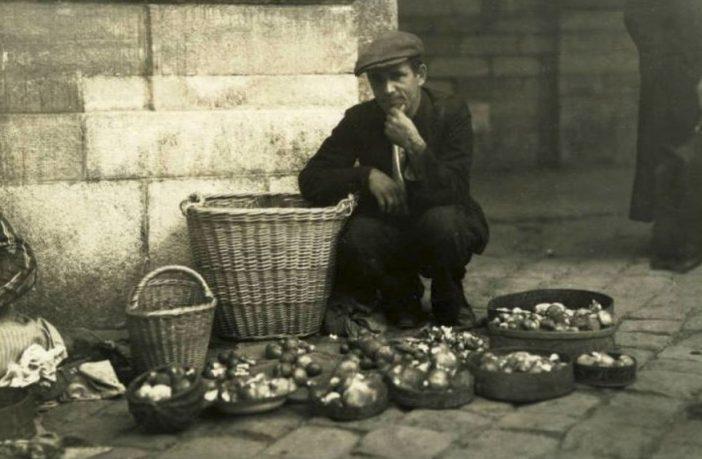 Площа Ринок, фото зроблене 24 вересня 1934 року.