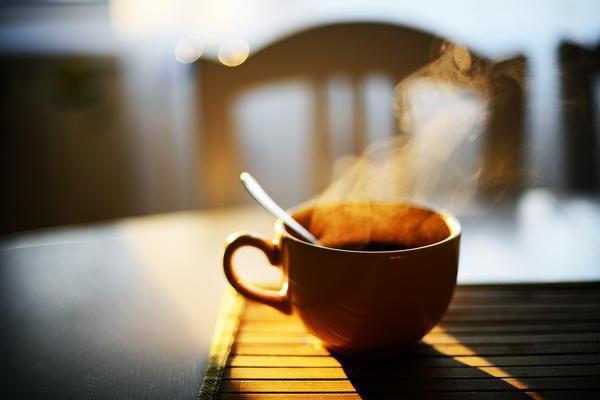 ранок кава