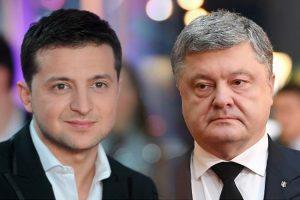 Зеленський і Порошенко привітають українців з Новим роком: кого і де слухати