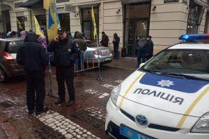 У Львові протестують власники євроблях