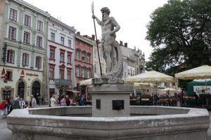 У Львові запрацювали фонтани. Перелік
