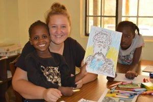 Як діти в Кенії вшановують Шевченка (фото)