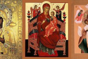 До Миколаєва, що на Львівщині привезли чудотворні ікони з Афону, які зцілюють від раку