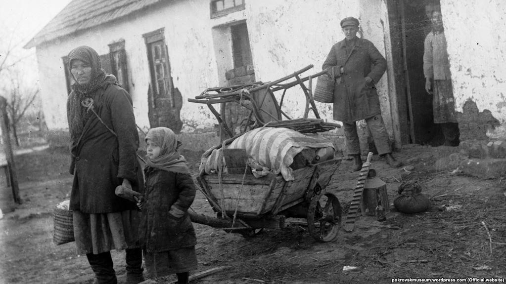 Голодомор змінив етнічну структуру України | То є Львів.