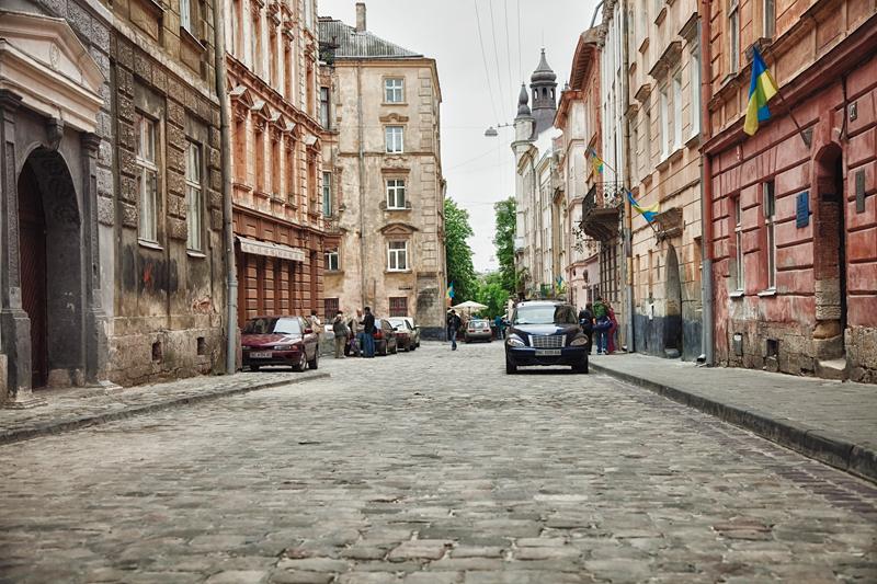 Вулиця Вірменська