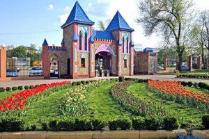 Квітуча Україна або куди поїхати в квітні