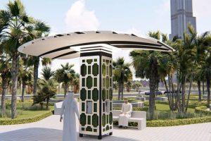 Український винахід рятує мешканців Дубая від спраги, виробляючи воду з повітря (відео)