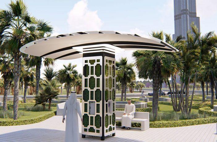 Український винахід рятує мешканців Дубая від спраги, виробляючи воду з повітря