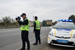 З понеділка ще три траси на Львівщині обладнають радарами для вимірювання швидкості