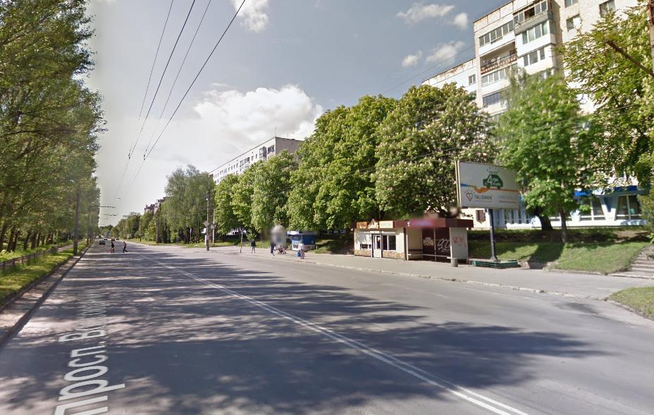 Зупинка, на якій мав вийти пенсіонер Google. Maps