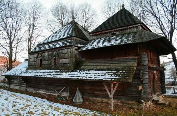 Церква у Лісковатому