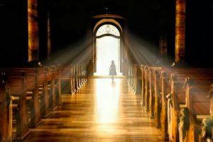 """""""Треба ходити на Літургію, навіть, якщо ми стоїмо там, як пні""""  – священик"""