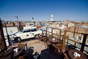 У Львові закрили ресторан «Дім Легенд»