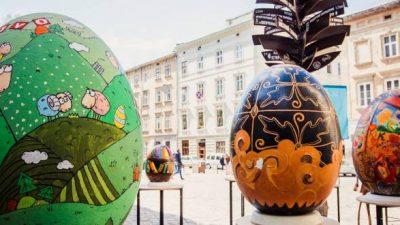 У Львові проходить фестиваль писанок