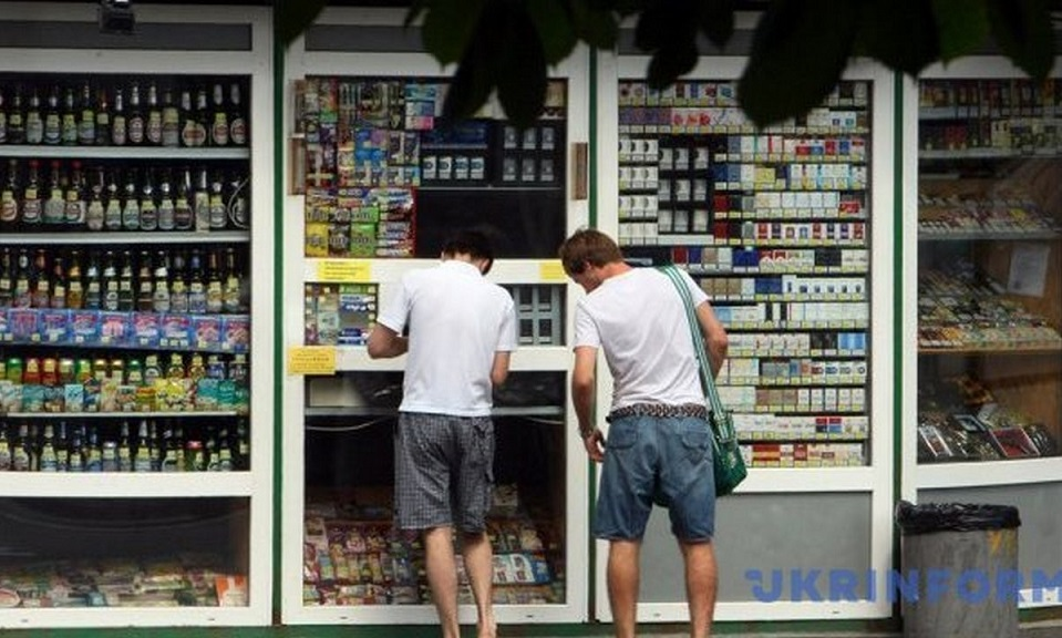 У Львові заборонили продаж алкоголю у кіосках та МАФах