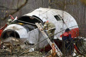 Британська лабораторія підтвердила, що причина Смоленської катастрофи – вибухівка в літаку