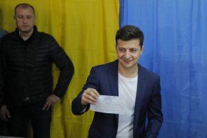 У Зеленського готують проект онлайн-голосування на виборах