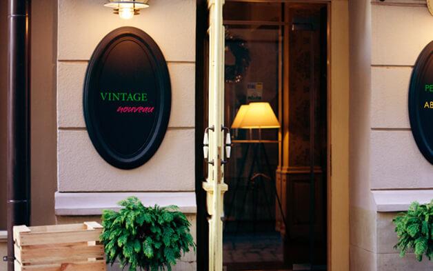 Vintage Boutique Wine Cellar