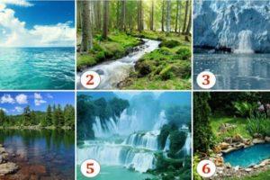 Тест: виберіть водойму, біля якої хотіли б опинитися, і дізнайтеся про себе багато нового