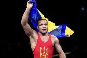 Українець Беленюк переміг на чемпіонаті Європи з греко-римської боротьби