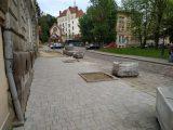 У Львові висадять дерева на площі Старий Ринок. Фото