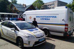 На Львівщині школяр повідомив про замінування, щоб не писати контрольну