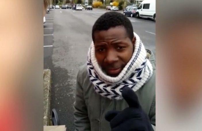 Хлопець з Конго вивчив українську за 9 місяців, захоплююче відео