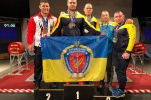 Українець виборов золото на чемпіонаті Європи з пауерліфтингу, встановивши світовий рекорд