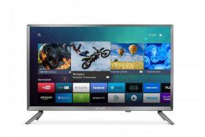 Огляд кращих бюджетних Smart TV від Kivi