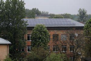 Як заробити на зеленій енергії. Приклад львівської школи