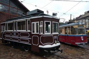 Львів'ян кличуть на виставку трамваїв. Фото
