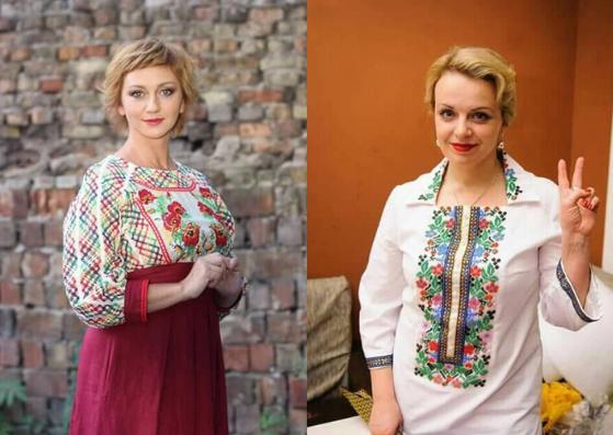 Римма Зюбіна і Ірма Вітовська