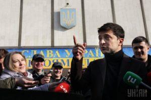 «Слуги народу»: Зеленський хоче встановити камери в кабінетах чиновників