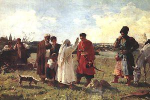 Яким було вбрання українців у 16 столітті