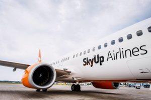 SkyUp запустив продаж квитків зі Львова до Парижа. Розклад, ціни