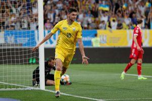 Україна здолала Люксембург у матчі відбору до Євро-2020 у Львові