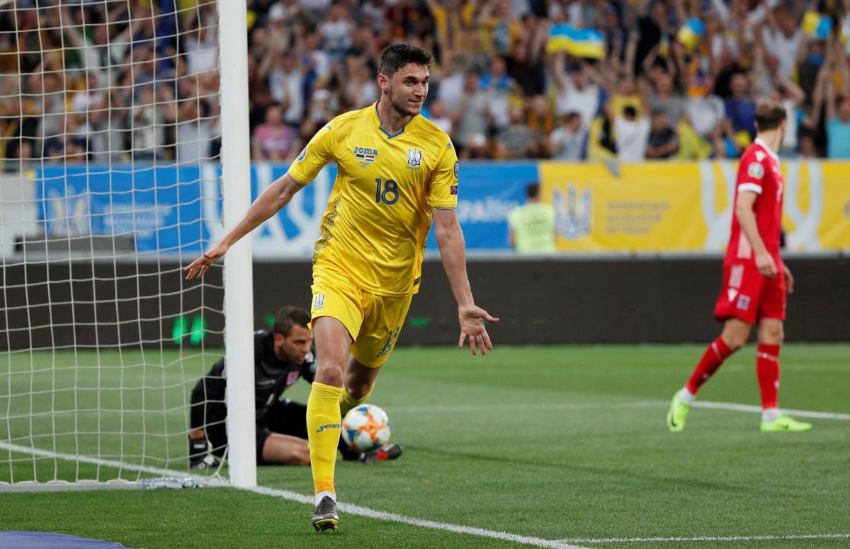 україна люксембург перемога