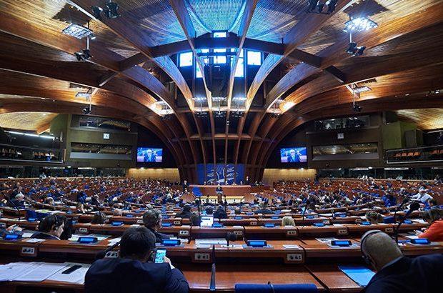 парє Парламентська асамблея Ради Європи