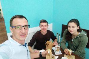 Військовий, що повернувся з Донбасу відкрив еко-кафе у Львові