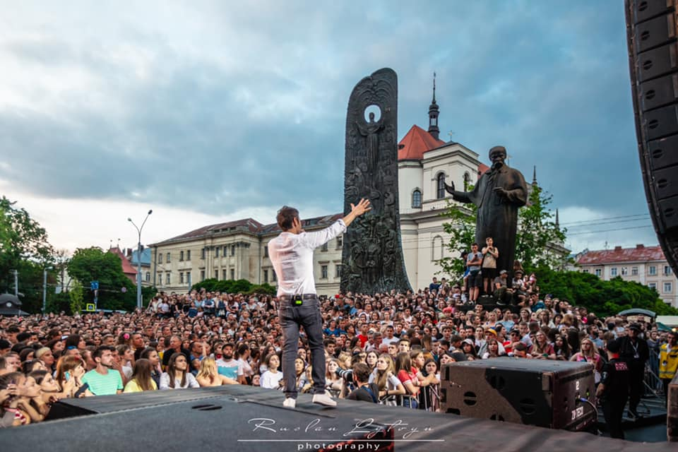 концерт Вакарчук