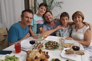 Сергій Притула показав, як у нього гостював Святослав Вакарчук (фото)