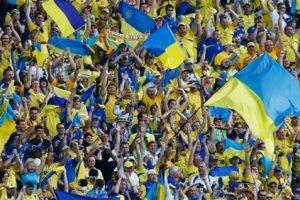 Гімн України перед матчем збірної з Люксембургом. Захоплює дух (ВІДЕО)
