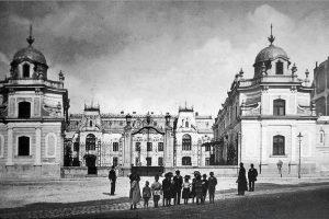 Три палаци вулиці Пекарської