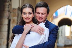 Виявляється, він романтик: Комаров розповів, як освідчився коханій Кучеренко