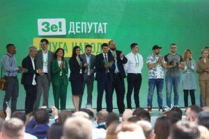 """Депутат зі списку """"Слуги народу"""" відмовився від мандата"""