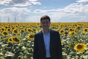 """""""Велкам ту Юкрейн"""": Зеленський записав відео англійською для інвесторів"""