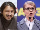 """""""Їтіть твою мать, а ти, перепрошую, що робила 22 роки? Не ти була прем'єром?"""" – Притула – Тимошенко"""