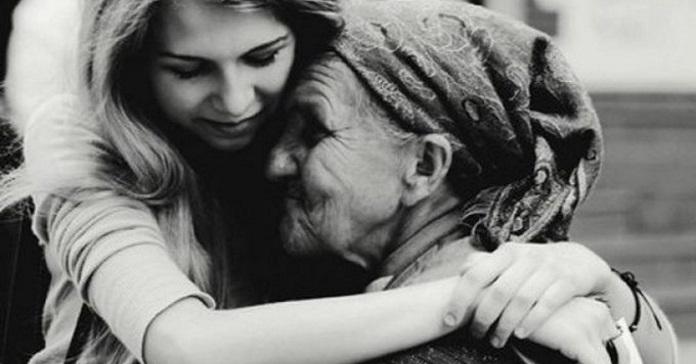бабуся бабця баба старенька