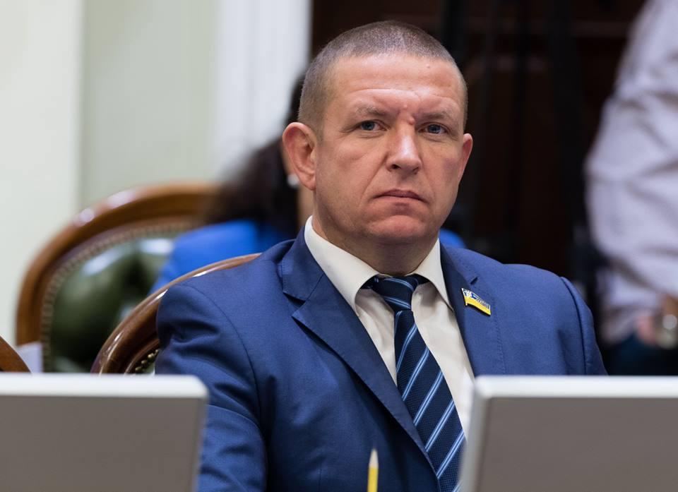 Михайло Бондар